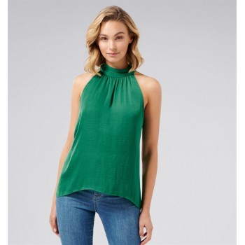 Forever New Women Casual Wear Green Top