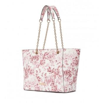 Forever New Women's Pink Shoulder Bag