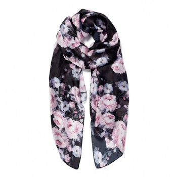 Forever New Women's Black Scarves