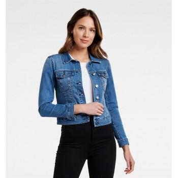 Forever New Women Casual Wear Blue Jacket