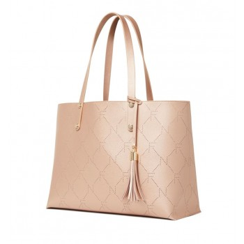 Forever New Women's Golden Shoulder Bag with pouch