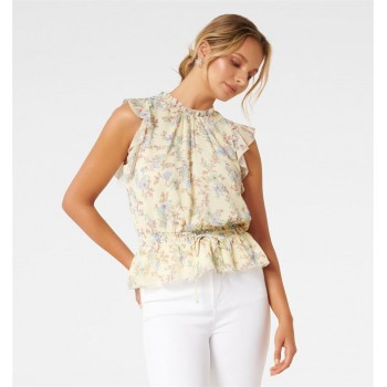 Forever New Women Casual Wear Multicolor Top