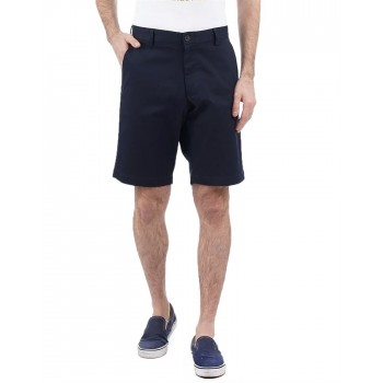 French Connection Men Casual Wear Solid Shorts