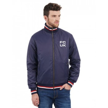 French Connection Casual Solid Men Jacket