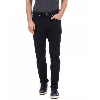 French Connection Casual Wear Solid Men Jeans