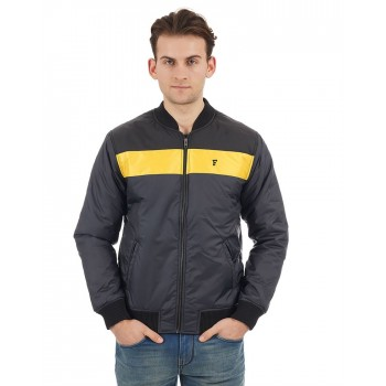 French Connection Casual Wear Solid Men Jacket