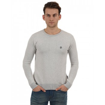 French Connection Casual Wear Textured Men Knitwear