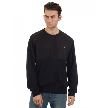 French Connection Casual Wear Solid Men Knitwear