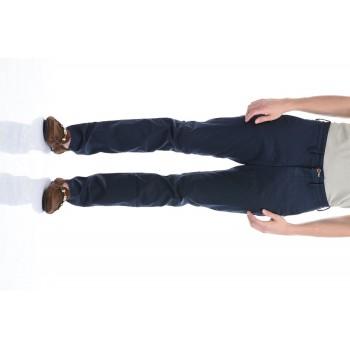 Gant Men Casual Wear Blue Trouser