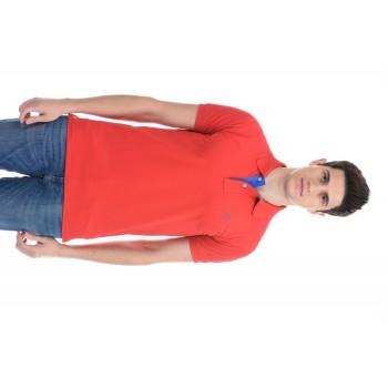 Gant Men Casual Wear Red T-Shirt