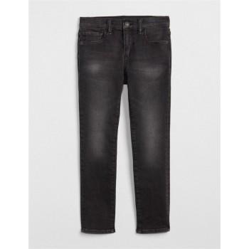 GAP Boys Black Solid Jeans