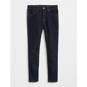 GAP Boys Blue Solid Jeans