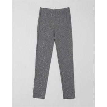 GAP Girls Grey Printed Leggings