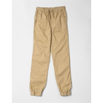 GAP Boys Brown Solid Joggers