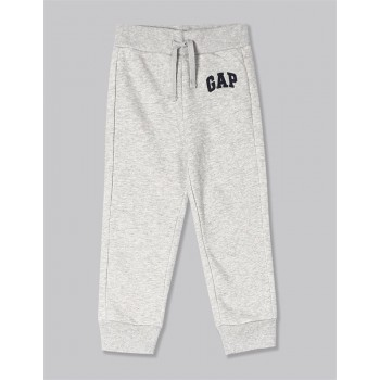 GAP Boys Grey Solid Joggers