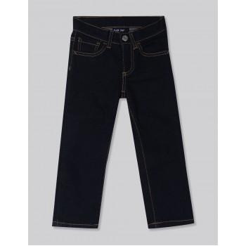 GAP Unisex Blue Solid Jeans