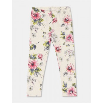 Gap Girls Beige Printed Legging