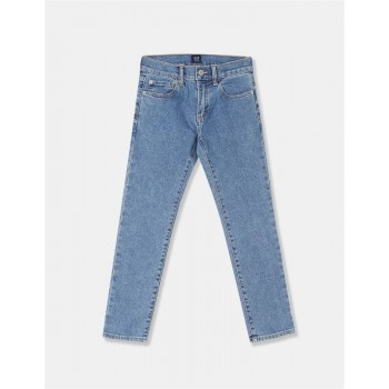 GAP Boys Blue Solid Jeans
