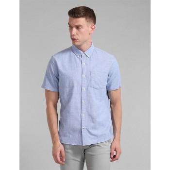Gap Men Blue Shirt