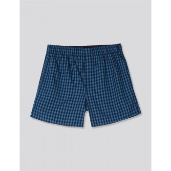 Gap Men Casual Wear Blue Shorts