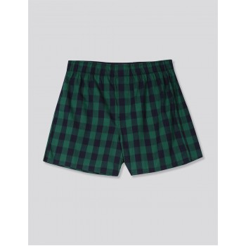 Gap Men Casual Wear Green Shorts