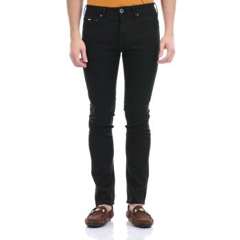 Gas Jeans Men Casual Wear Black Jeans
