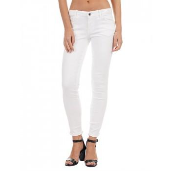 Guess Women Solid Casual Wear Jeans