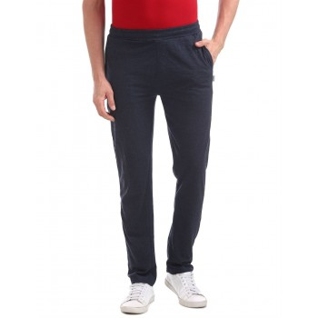 Hanes Men Blue Casual Wear Track Pants