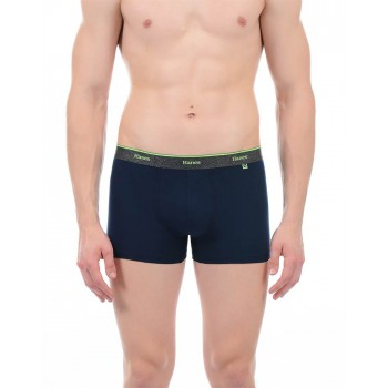 Hanes  Men Navy Blue Casual Wear Trunk