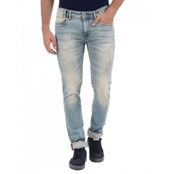 Izod Casual Wear Solid Men Jean