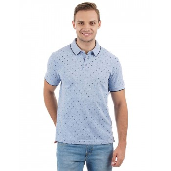 Izod Casual Wear Printed Men T-shirt