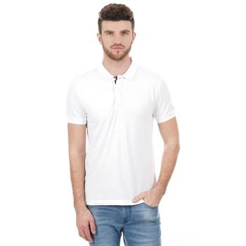 Izod Casual Wear Solid Men T-shirt