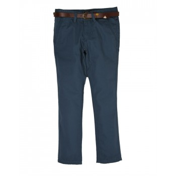 Indian Terrain Casual Wear Solid Boys Trouser