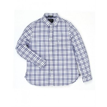 Indian Terrain Casual Wear Checkered Boys Shirt