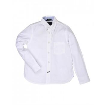 Indian Terrain Casual Wear Solid Boys Shirt