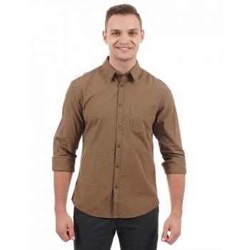 Indian Terrain Casual Wear Printed Men Shirt
