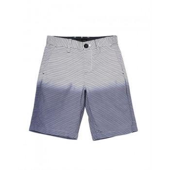 Indian Terrain Boys Casual Wear Striped Shorts