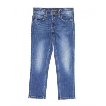 Indian Terrain Boys Casual Wear Solid Jean