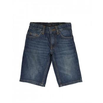 Indian Terrain Boys Casual Wear Solid Shorts