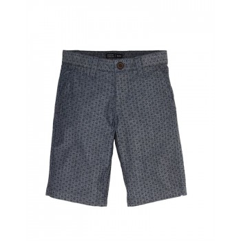 Indian Terrain Boys Casual Wear Printed Shorts