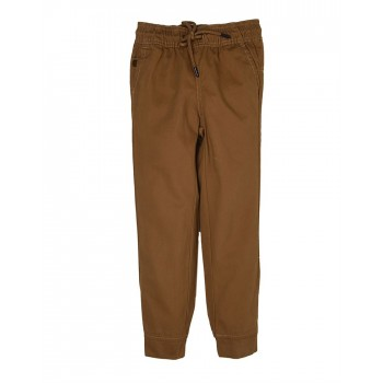 Indian Terrain Kids Boys Casual Wear Brown Jogger