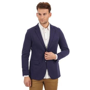 Indian Terrain Casual Wear Solid Men Blazer