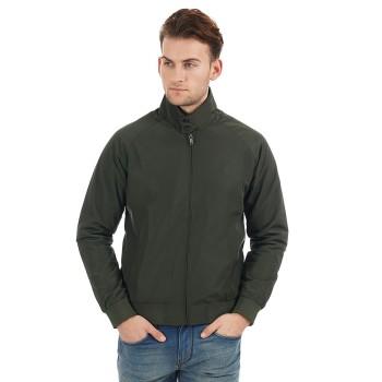 Indian Terrain Men Olive Casual Wear Jacket