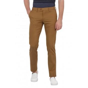 Indian Terrain Men Solid Casual Wear Trousers