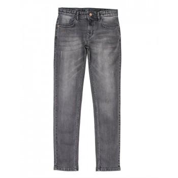 Indian Terrain Kids Boys Casual Wear Grey Jeans