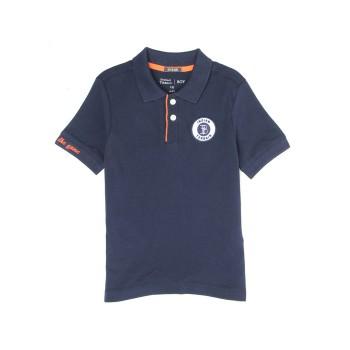Indian Terrain Kids Boys Casual Wear Blue T-Shirt
