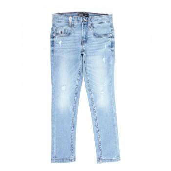 Indian Terrain Kids Boys Casual Wear Blue Jeans