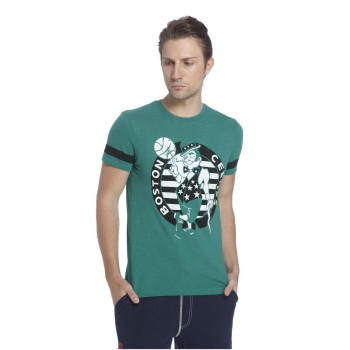 Jack & Jones Men Casual Wear Graphic Print T-shirt