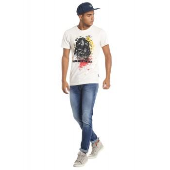 Jack & Jones Men Casual Wear Solid Jeans