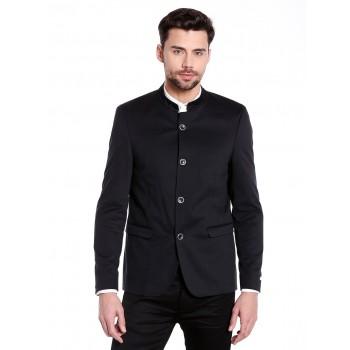 Jack & Jones Men Casual Wear Solid  Blazer